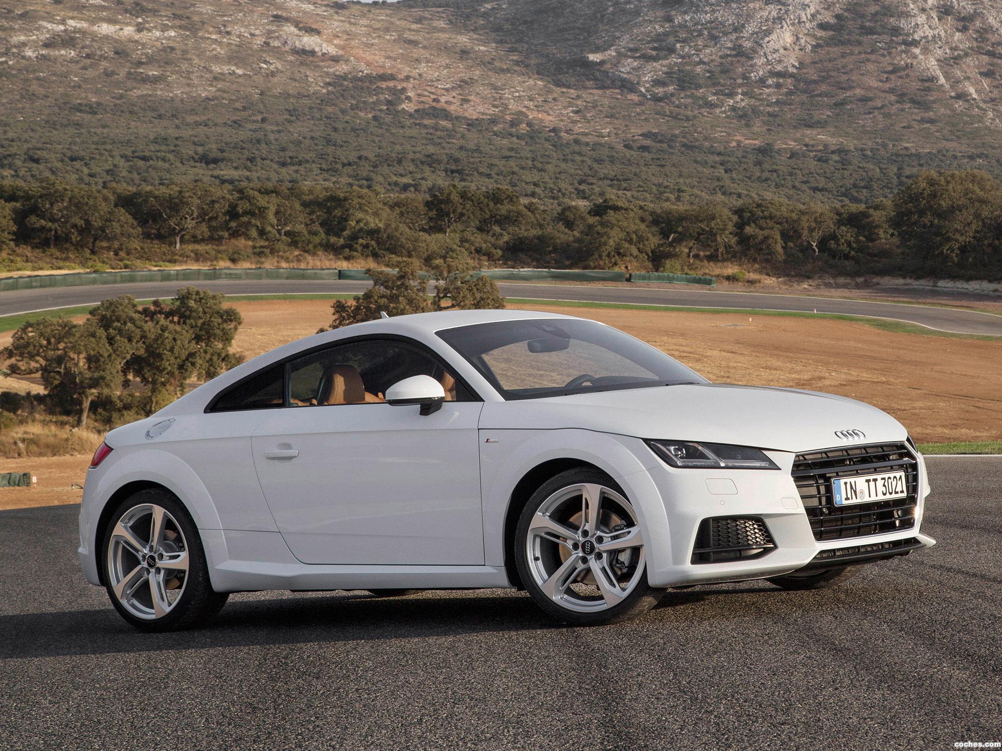Foto 0 de Audi TT Coupe 2.0 TDI Ultra 2014