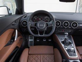 Ver foto 3 de Audi TT Coupe 2.0 TDI Ultra 2014