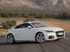 Fotos de Audi TT Coupe 2.0 TDI Ultra 2014