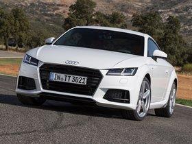 Ver foto 4 de Audi TT Coupe 2.0 TDI Ultra 2014