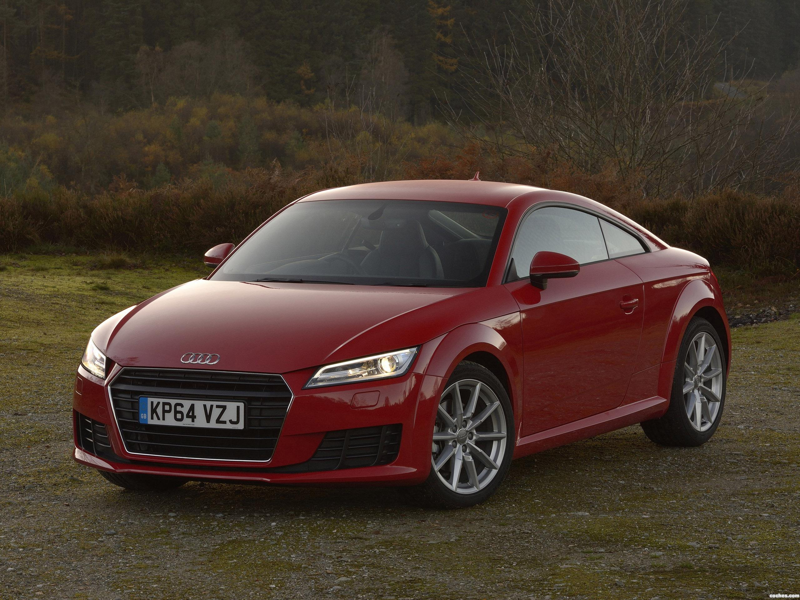 Foto 0 de Audi TT Coupe 2.0 TDI Ultra UK 2015