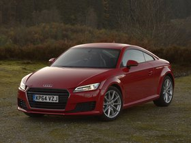 Ver foto 1 de Audi TT Coupe 2.0 TDI Ultra UK 2015