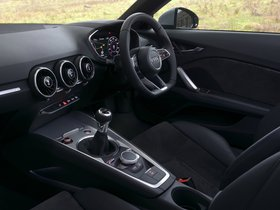 Ver foto 9 de Audi TT Coupe 2.0 TDI Ultra UK 2015