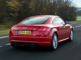 Ver foto 3 de Audi TT Coupe 2.0 TDI Ultra UK 2015