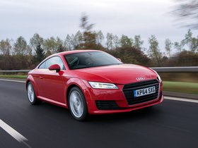 Ver foto 2 de Audi TT Coupe 2.0 TDI Ultra UK 2015