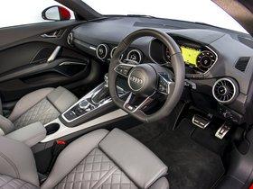 Ver foto 12 de Audi TT Coupe 2.0 TFSI Quattro S-Line UK 2015