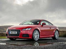 Ver foto 3 de Audi TT Coupe 2.0 TFSI Quattro S-Line UK 2015