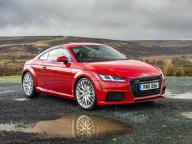 Ver foto 1 de Audi TT Coupe 2.0 TFSI Quattro S-Line UK 2015