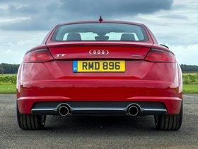Ver foto 7 de Audi TT Coupe 2.0 TFSI Quattro S-Line UK 2015