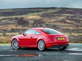 Ver foto 4 de Audi TT Coupe 2.0 TFSI Quattro S-Line UK 2015