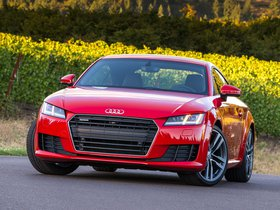 Ver foto 7 de Audi TT Coupe 2.0 TFSI Quattro USA 2015