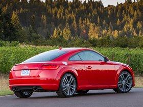 Ver foto 2 de Audi TT Coupe 2.0 TFSI Quattro USA 2015
