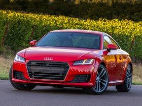 Ver foto 1 de Audi TT Coupe 2.0 TFSI Quattro USA 2015