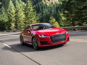 Ver foto 14 de Audi TT Coupe 2.0 TFSI Quattro USA 2015