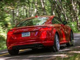 Ver foto 10 de Audi TT Coupe 2.0 TFSI Quattro USA 2015