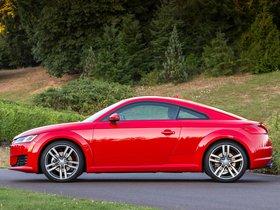 Ver foto 8 de Audi TT Coupe 2.0 TFSI Quattro USA 2015