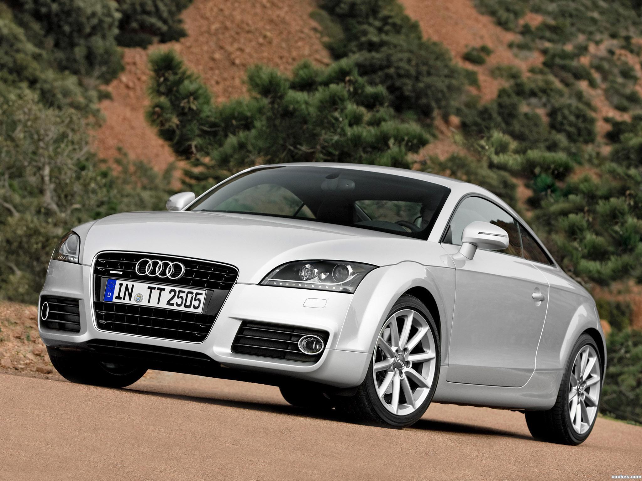 Foto 0 de Audi TT Coupe 2010