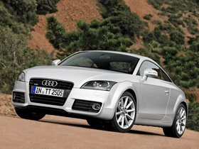 Fotos de Audi TT Coupe 2010