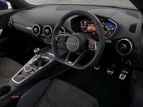 Ver foto 10 de Audi TT Coupe S-Line 2.0 TFSI UK 2015