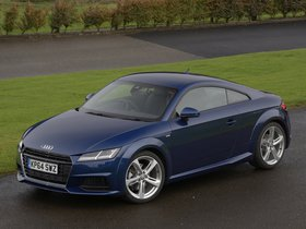 Ver foto 1 de Audi TT Coupe S-Line 2.0 TFSI UK 2015