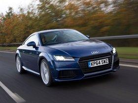 Ver foto 4 de Audi TT Coupe S-Line 2.0 TFSI UK 2015