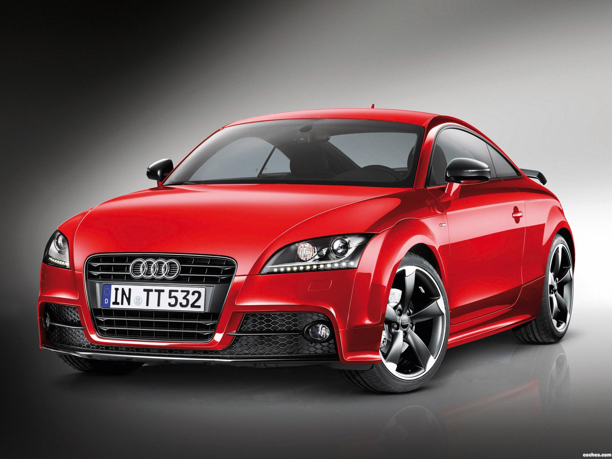 Foto 0 de Audi TT Coupe S-Line Competition 2012