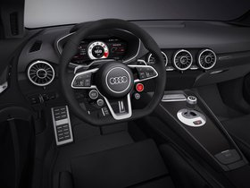 Ver foto 9 de Audi TT Quattro Sport Concept 2014