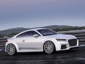 Ver foto 8 de Audi TT Quattro Sport Concept 2014