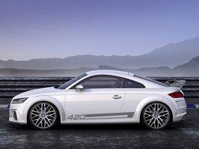 Ver foto 7 de Audi TT Quattro Sport Concept 2014