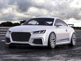 Ver foto 5 de Audi TT Quattro Sport Concept 2014