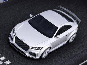 Ver foto 4 de Audi TT Quattro Sport Concept 2014