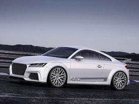 Ver foto 2 de Audi TT Quattro Sport Concept 2014