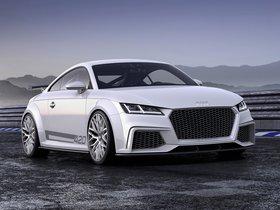 Ver foto 1 de Audi TT Quattro Sport Concept 2014