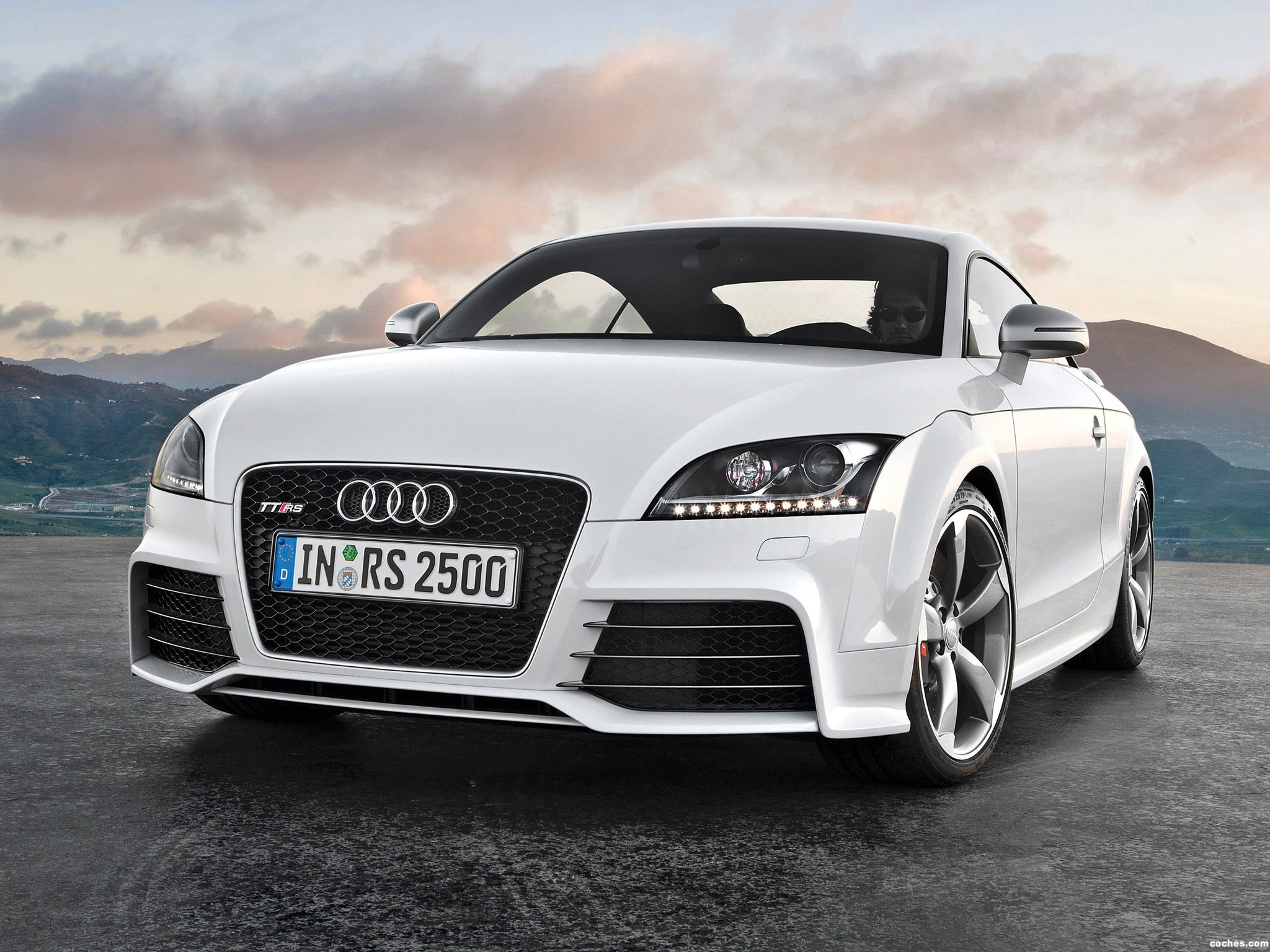Foto 0 de Audi TT RS Coupe 2009