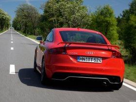 Ver foto 3 de Audi TT RS Coupe 2009