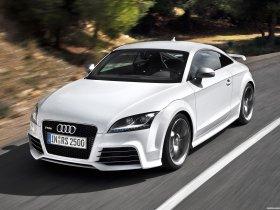 Ver foto 2 de Audi TT RS Coupe 2009