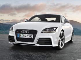 Fotos de Audi TT RS Coupe 2009