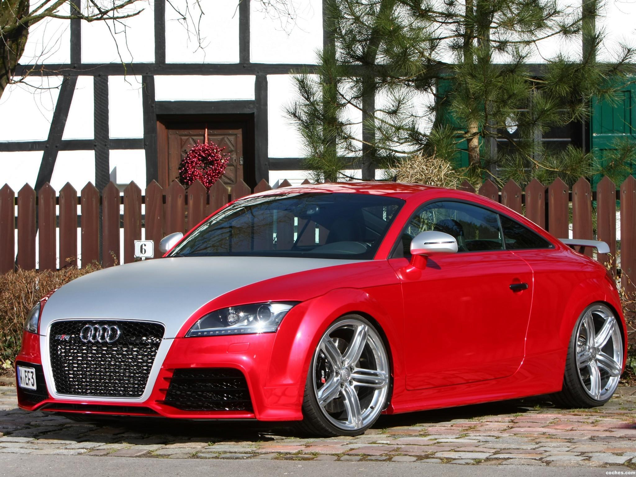 Foto 0 de Audi TT RS Coupe FolienCenter-NRW 2013