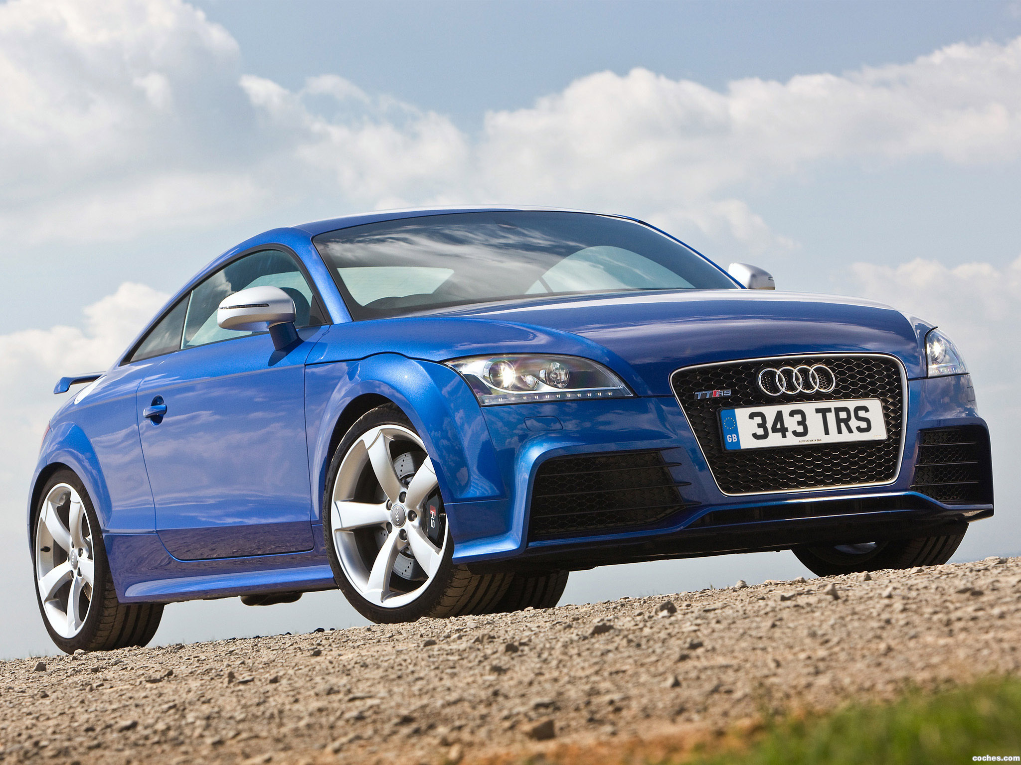 Foto 0 de Audi TT RS Coupe UK 8J 2009