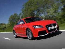 Ver foto 7 de Audi TT RS Coupe UK 8J 2009