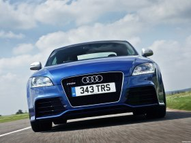 Ver foto 6 de Audi TT RS Coupe UK 8J 2009