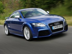Ver foto 5 de Audi TT RS Coupe UK 8J 2009