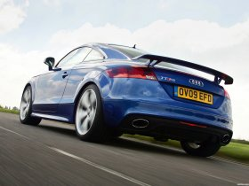 Ver foto 4 de Audi TT RS Coupe UK 8J 2009