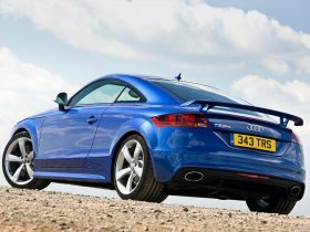 Ver foto 2 de Audi TT RS Coupe UK 8J 2009