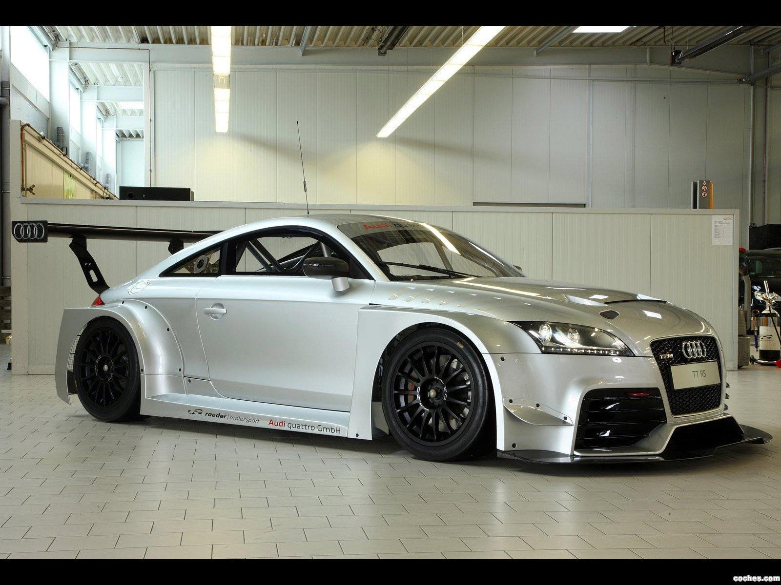 Foto 5 de Audi TT RS DTM 2010