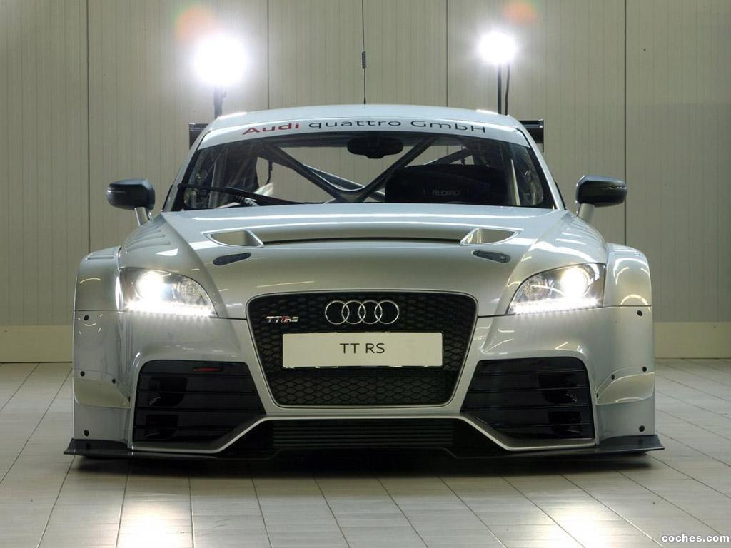 Foto 1 de Audi TT RS DTM 2010