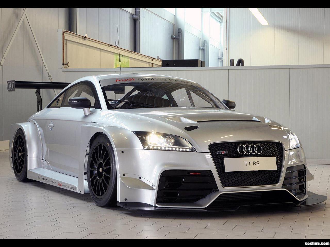 Foto 0 de Audi TT RS DTM 2010