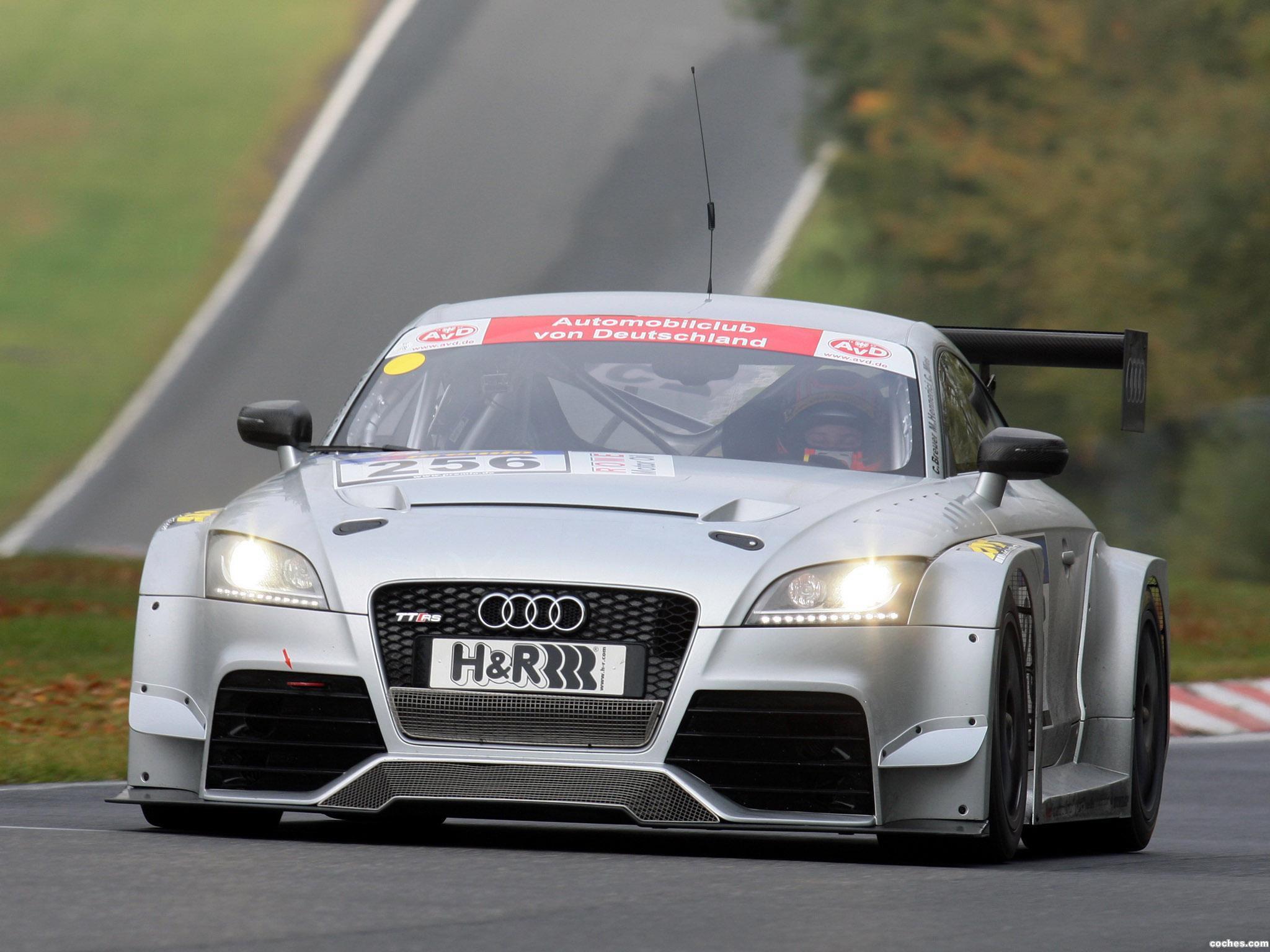 Foto 0 de Audi TT RS DTM Prototype 2010