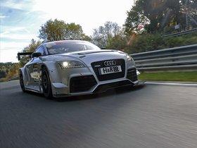 Ver foto 3 de Audi TT RS DTM Prototype 2010