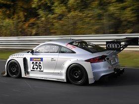 Ver foto 2 de Audi TT RS DTM Prototype 2010